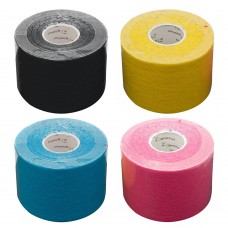 Kinesiology Tape 5cm x 5m - Choice of 4 colours