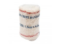 Cotton Crepe Bandage 7.5cm x 4.5m